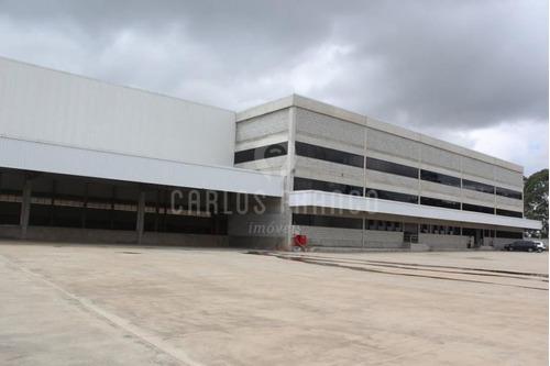 Predio Comercial-industrial Em Cotia. - Venda Ou Locação - Cf21891