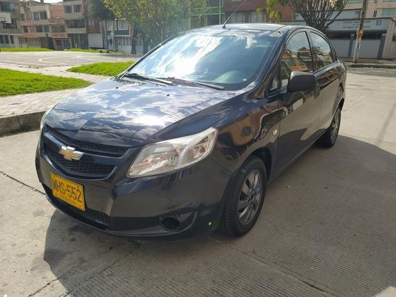 Chevrolet Sail 2014 1.4 Ls