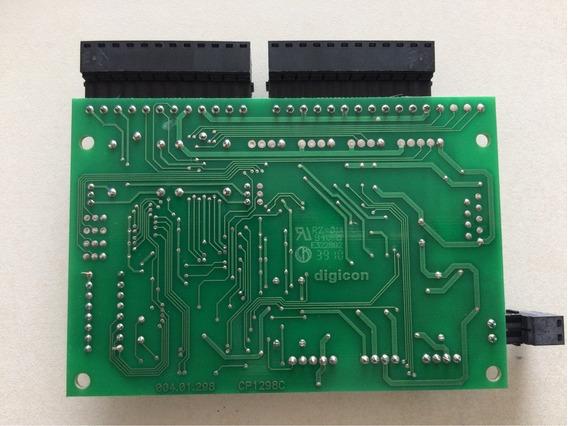 Digicon - Mca Painel - Placa Controladora Com Rele