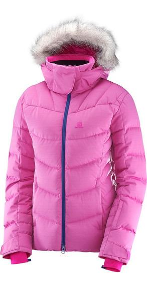 Camperas Salomon - Icetown Jacket - Mujer - Ski