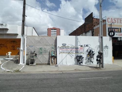 Terreno Para Alugar Na Cidade De Fortaleza-ce - L10343