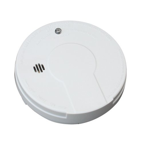 Kidde I9050 Alarma De Humo Con Bateria, Blanco