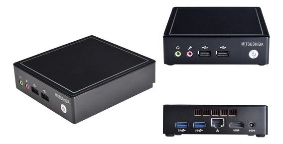 Mini Pc Core I5 5350u 8g Ssd128g A0 Pro Mitsushiba