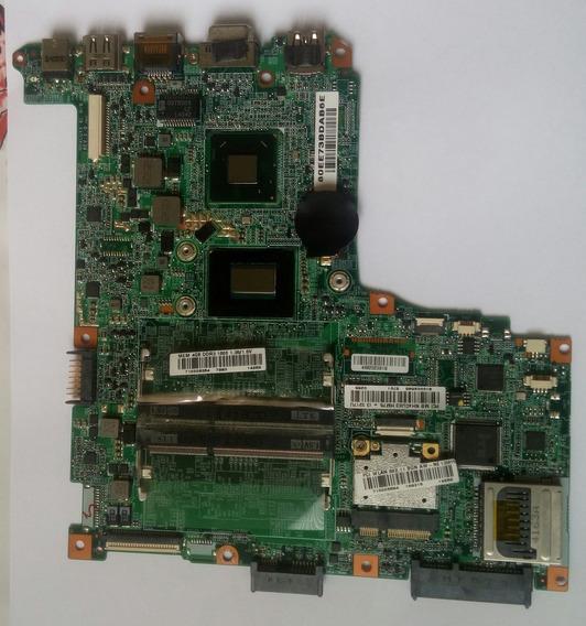 Placa Mãe Cce Ultra Thin N345 - 71r-nh4cu6-t810 I3 3217u
