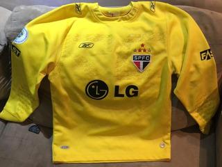 Camisas Da Rebock .. Amarela Do Rogério Ceni E Diversas 01