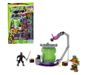 Laboratorio Mutante Tortugas Ninja, Mattel