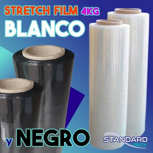 Bobina Plastica De 4kg O 16kg Strech Film
