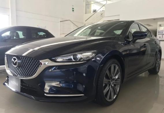 Mazda 6 Signature 2020 Azul Metálico