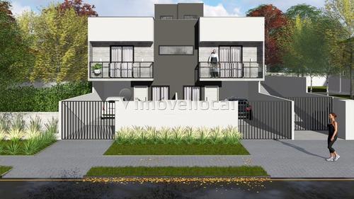 Sobrado Com 3 Dormitórios À Venda Com 93m² Por R$ 425.000,00 No Bairro Xaxim - Curitiba / Pr - So00304