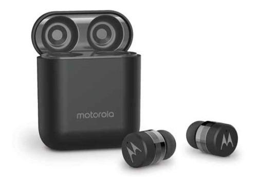 Audifonos Bluetooth Motorola Originales Verve Buds 110 Negro