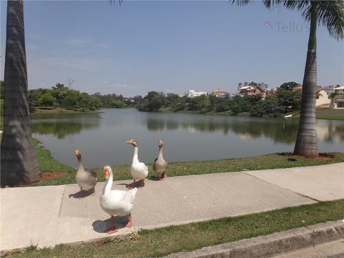 Terreno, 1680 M² Por R$ 1.200.000 - Condomínio Lago Da Boa Vista - Sorocaba/sp - Te0092