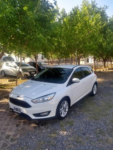 Ford Focus Iii Versión S Motor 1.6 - 59 Mil Km Reales