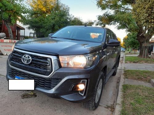 Toyota -hilux - 4x4 - Sr - 2020