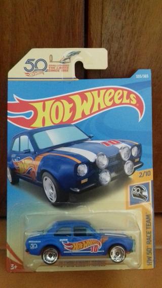 Hotwheels Ford Escort 70 Rs 1600