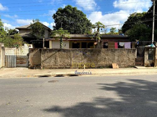 Chácara Com 3 Dormitórios À Venda, 600 M² Por R$ 240.000,00 - Chácaras Pousada Do Vale - São José Dos Campos/sp - Ch0001