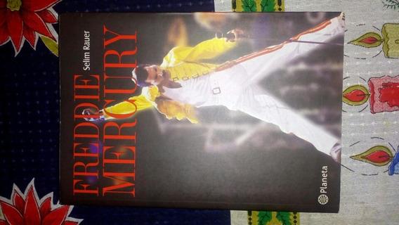 Livro Freddie Mercury. Fora De Catálogo E Muito Barato.