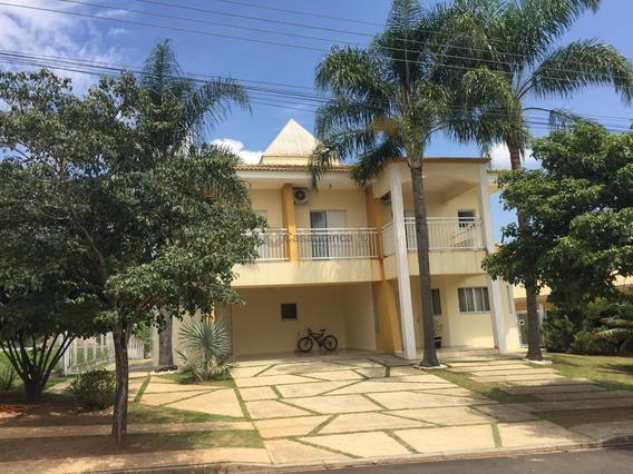 Sobrado Com 4 Dormitórios À Venda, Condomínio Saint Charbel - Araçoiaba Da Serra/sp - So3784