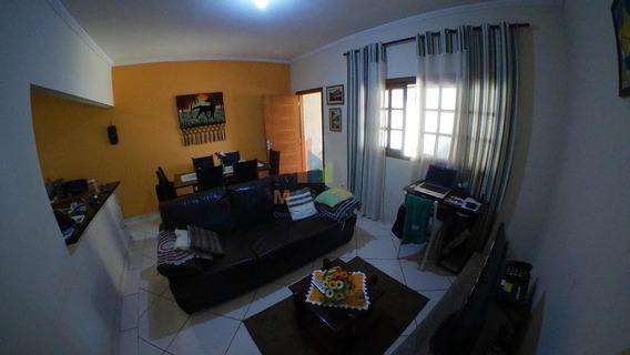 Casa Com 2 Dormitórios À Venda, 92 M² Por R$ 269.000,10 - Jardim Terras De Santo Antônio - Hortolândia/sp - Ca0099