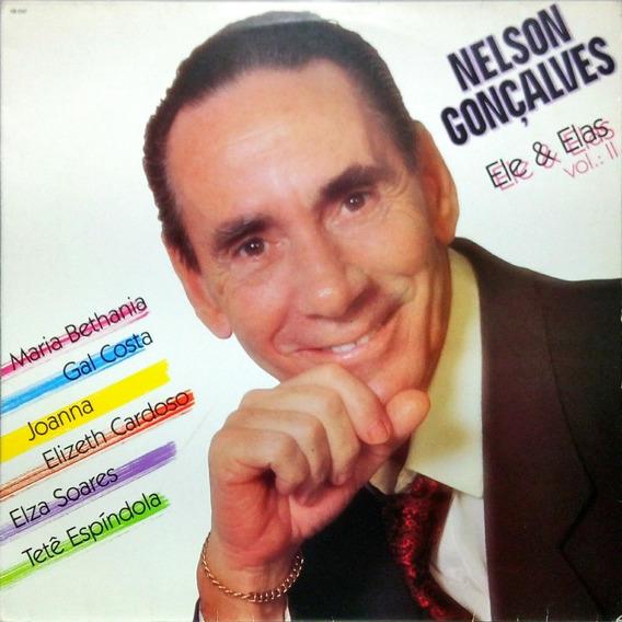 Nelson Gonçalves Lp 1986 Ele E Elas Vol I I 14567