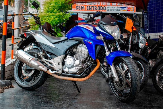 Cb 300 Ano 2014 Serie Limitada - Financiamos Até 48x