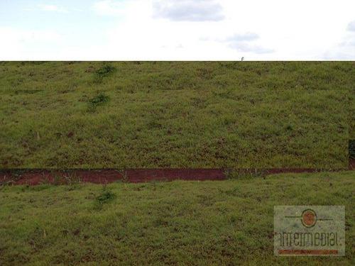 Terreno Residencial À Venda, Condomínio Campos De Boituva, Boituva. - Te0471