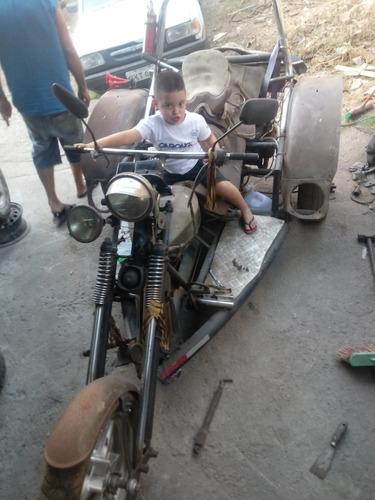 Triciclo Chassi De Fusca