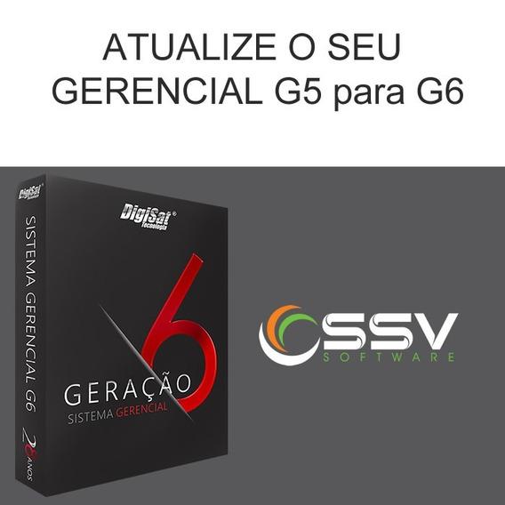 Atualização Gerencial G6 Digisat (g5 Para G6)