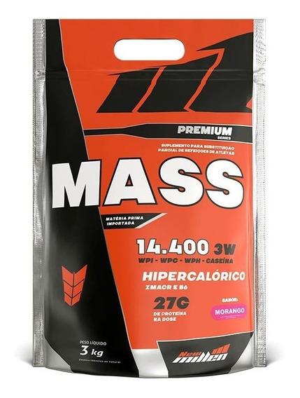 Mass Premium Refil (3000g) New Millen