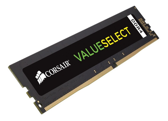 Memoria Corsair Value Select 8gb (1x8gb) Ddr4 2666 Mhz C18