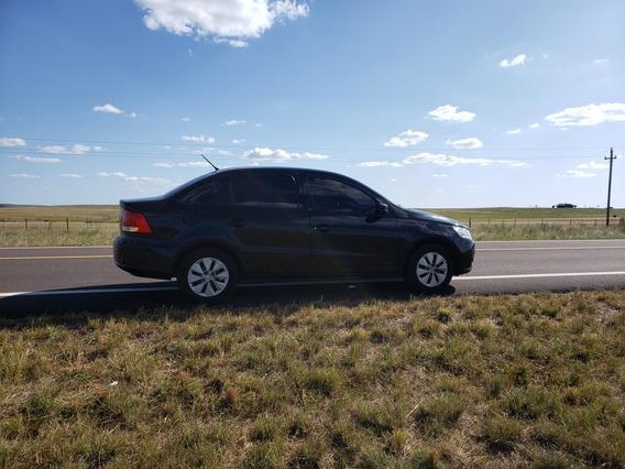 Volkswagen Gol Sedan 1.6 Comfortline 101cv 2012