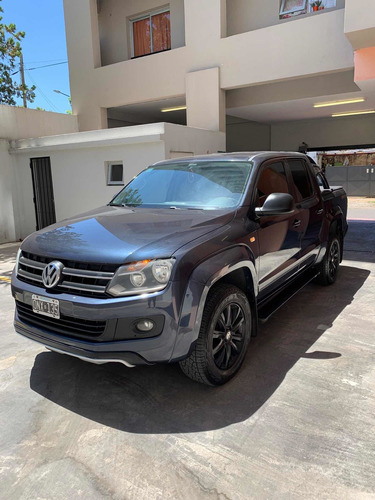 Volkswagen Amarok 2.0 Cd Tdi 180cv 4x4 Dark Label 2015