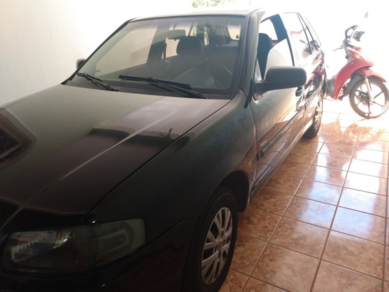 Volkswagen Gol 1.0 City Total Flex 5p 2008