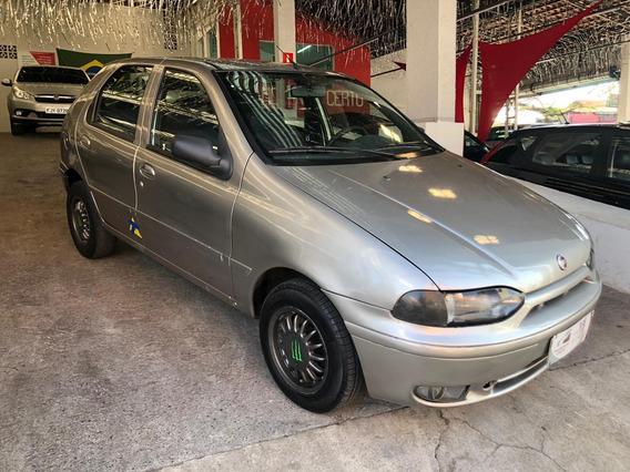 Fiat Palio 1999 1.0 Edx 5p - Prata