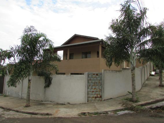 Casa Residencial Em Ibiporã - Pr - Ca1020_arbo