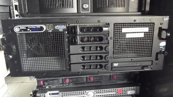 Servidor Dell Poweredge R900, Q-c Xeon, M16, Hd300,