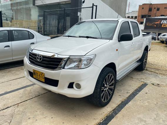 Toyota Hilux Diesel 4x4 Mecanica
