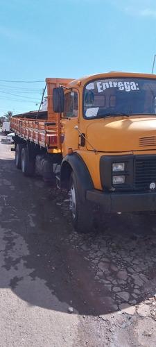 Mercedes Bens Caminhao Truck 1113