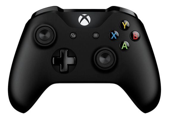 Controle joystick Microsoft Xbox One black