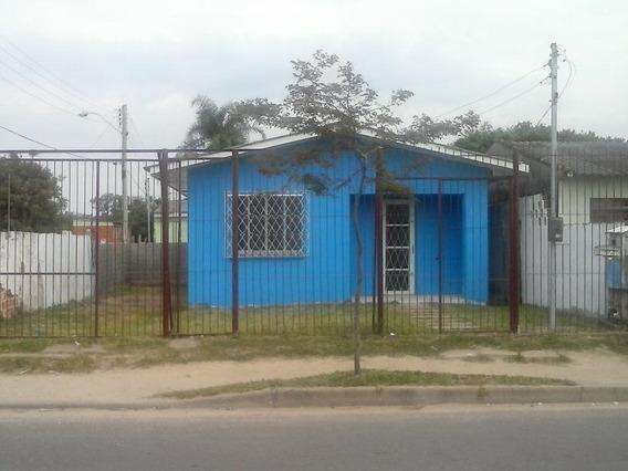 Casa Residencial À Venda, Restinga, Porto Alegre. - Ca0055