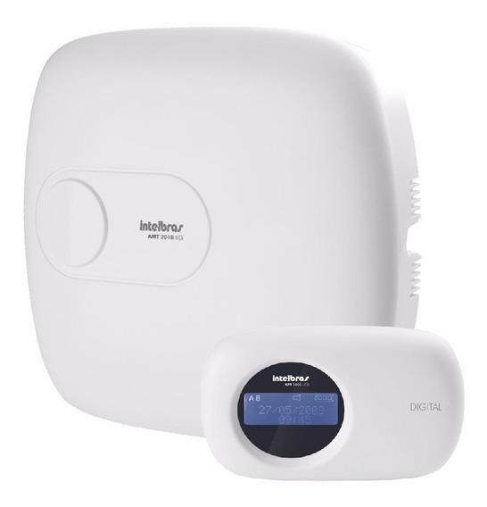 Central De Alarme Monitorada Intelbras Amt 2018 Eg Gsm Gprs.