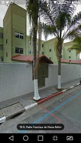 Apartamento 2 Dormitórios Sala Ampla Possui Salão De Festa