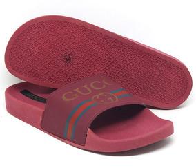 f8d4e6a4a Sandalia Gucci Original E Unica - Calçados, Roupas e Bolsas no ...
