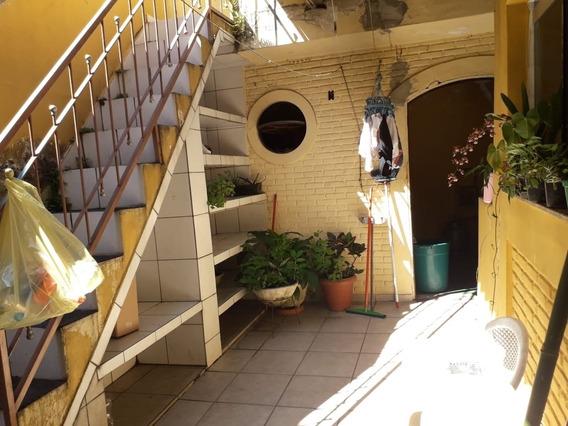 Casa Em Osvaldo Cruz, São Caetano Do Sul/sp De 135m² 3 Quartos À Venda Por R$ 585.000,00 - Ca329579