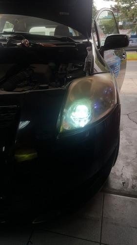 Imagen 1 de 6 de Luces Hid Xenon 55w Canbus Para Lupa Toyota Avios