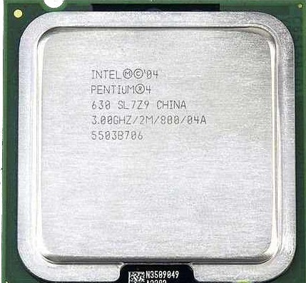 Processador Pentium 4 3.0 630 3.0ghz/2mb/800 Frete Gratis