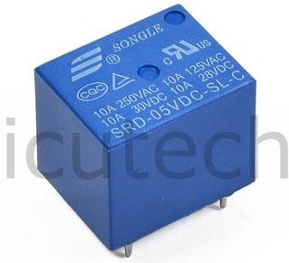 Rele 5v Simple Inversor 10a 220v Arduino Pic Atmel