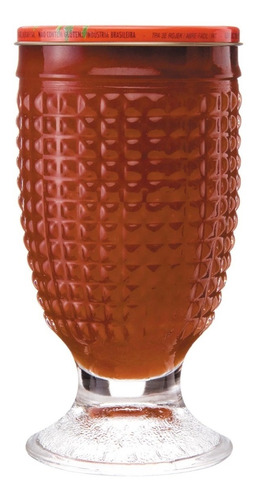 Imagem 1 de 2 de Extrato De Tomate Taça De Vidro 215g Predilecta