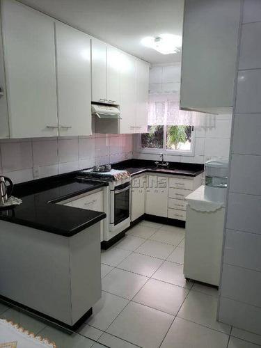 Imagem 1 de 20 de Apartamento Com 3 Dormitórios À Venda, 87 M² Por R$ 550.000,00 - Vila Gilda - Santo André/sp - Ap1536