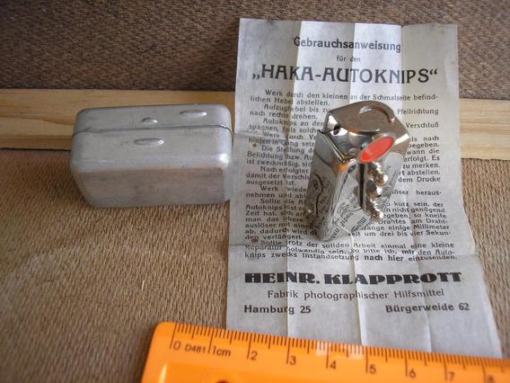 Disparador Automático Timer Autoknips P/ Câmera Fotográfica