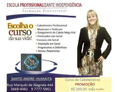 Escola E Salao De Cabeleireiros Independencia